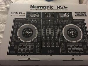 Bran new Newmark NS7 DJ controller mixer