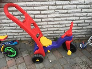 Fisher price kids bike / tricycle for sale
