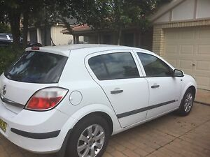 2006 Holden Astra Hatchback Wadalba Wyong Area Preview