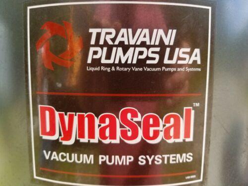 Travaini Vacuum Pump TRO 300V-1A-XP