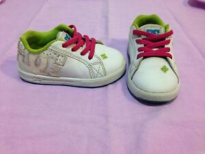 Toddler Size 7 DC Shoes