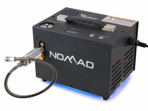 Air Venturi Nomad II 4500 PSI Portable PCP Compressor Includes Jumper Cables New