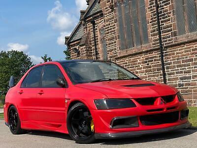 Mitsubishi evo 8 Mr fq340