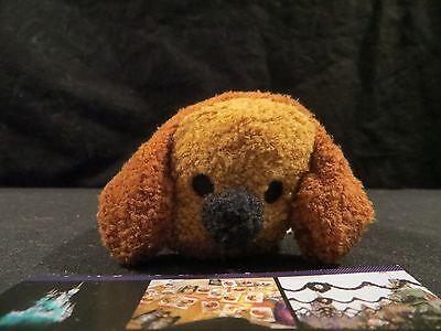 "Disney Store Authentic Muppets Rowlf Tsum Tsum 3.5"" mini plush toy USA"