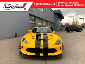 2017 Dodge Viper **IN STOCK**2017 VIPER ACR EXTREME**LAST ONE**