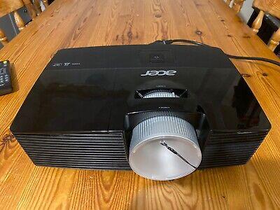 Acer X113H SVGA DLP 3D Projector - SVGA 800 x 600 - Brightness 2800 ANSI lumens