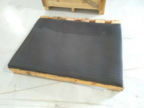 """Heavy-Duty Anti-Fatigue Floor Mat 49.5""""x36"""" Rubber Cushioned Standing Relief"""