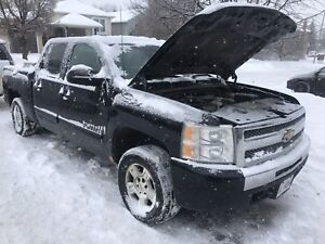 2009 Chevrolet Silverado part out