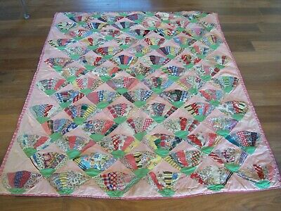 Loose Leaf Pattern lap twin king crib Longarm Quilting Service throw full queen