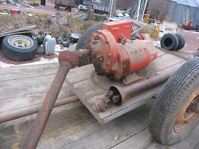 Pincor Pto 18kw Electric Power Plant Alternator Generator
