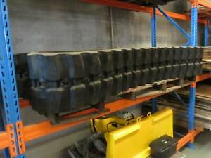 Rubber Tracks suit YANMAR B50 excavators 400mm in pair Darra Brisbane South West Preview