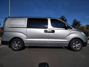 2011 Hyundai iLOAD TQ 2.5L Diesel 5 Speed Manual Van, 11 MTH REGO