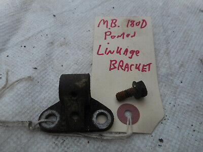 Mercedes Benz Ponton Linkage Bracket Bearing for regulating shaft (Control)