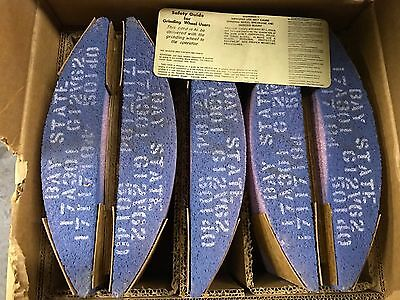 Bay State Abrasives Blanchard Rotary Grinder Segment 11 14x2 14x8 17a301 G12