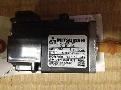 MITSUBISHI HF-MP053 50W 0.05kW HFMP053 AC MOTOR