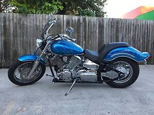 1998 V-Star 1100 Custom Cruiser with Hydro-charger and Extras Maroochydore Maroochydore Area Preview