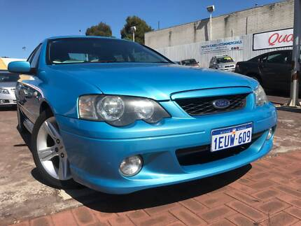 2005 Ford Falcon BA XR6 MKII Automatic East Victoria Park Victoria Park Area Preview