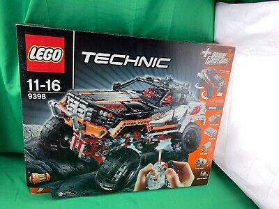 LEGO Technic 4X4 Crawler (9398) Brand new factory sealed