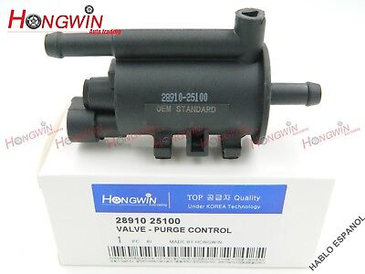 2891025100 Vapor Canister Purge Control Valve Fits HYUNDAI KIA 2.0L 2.4L 06-15
