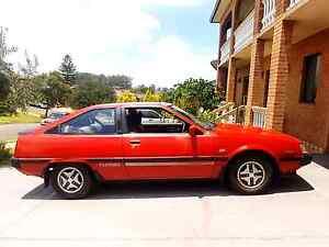Mitsubishi Cordia Turbo GSR Wetherill Park Fairfield Area Preview