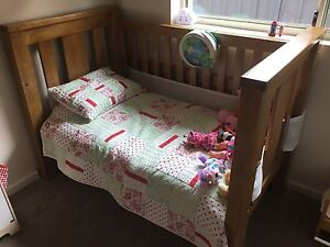 TASMANECO Tallboy, Toy Box, Cot ( + Cot Mattress & Change Topper) Glenelg East Holdfast Bay Preview