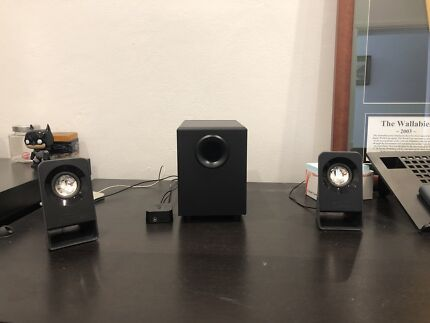 Logitech speakers North Sydney North Sydney Area Preview