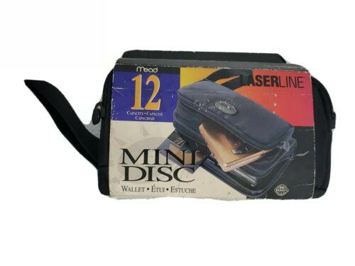 Laserline Mdn12plus,Mini Disk Carry Case,unused. Packaging Shows Wear Tear. - $39.95