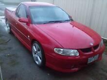 2001 Holden Ute vu ss ls1 Echuca Campaspe Area Preview