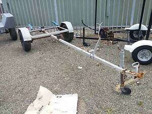 Used small boat trailer - suit small aluminium boat - no rego Heatherbrae Port Stephens Area Preview