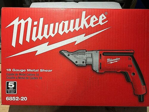 Milwaukee 6852-20 18-Gauge Shear