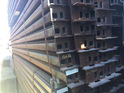 Used Sturdi Bilt Pallet Rack Shelving Strudibilt Scaffolding One Beam 106x3
