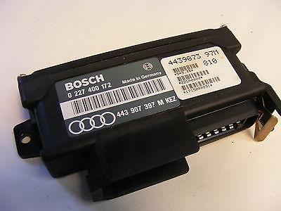 Audi 100 5000 90 Ignition Knock Module Control 0227400172 OEM BOSCH 443907397