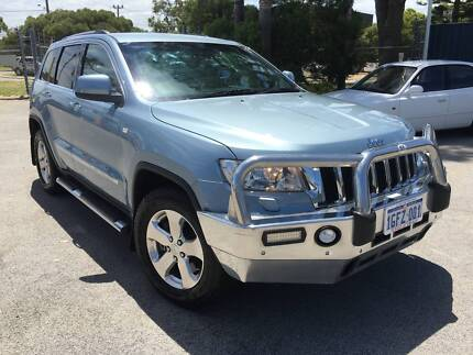 2012 JEEP GRAND CHEROKEE LIMITED 4X4 WAGON