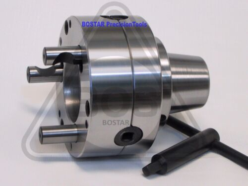 BOSTAR  5C Collet Chuck Closer D1 - 4 Cam Lock Mount Lathe Use