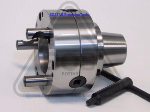 BOSTAR  5C Collet Chuck Closer D1 - 4 Cam Lock Mount Lathe Use