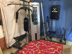 Pro Form Home Gym Set Frenchs Forest Warringah Area Preview