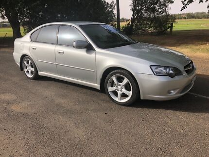 2004 Subaru Liberty Sedan Tamworth Tamworth City Preview
