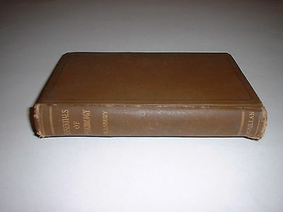 1916 The Essentials Of Psychology by Prof. W.B. Pillsbury University Of Michigan