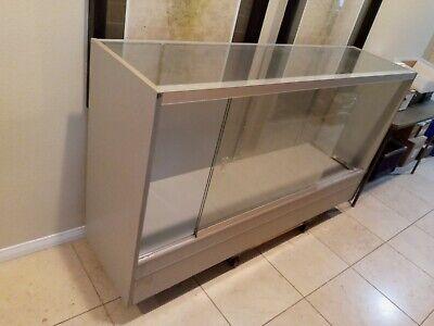 Retail Glass Desplay Case
