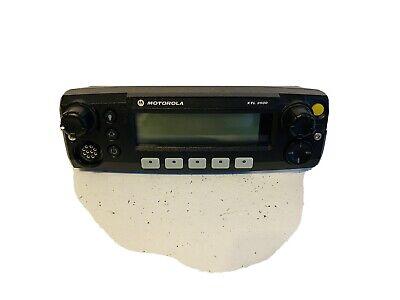 Motorola Xtl2500 Control Head Hln1468a Hln6912a Xtl 2500