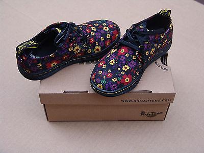 (Dr. Martens KOREY Vintage Garden shoes - US sizes 1 2 3 4 Youth)