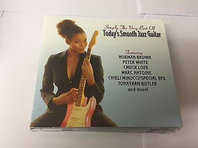 Todays Smooth Jazz Guitar - Simply The Very Best Of  CD Album SHANACHI -