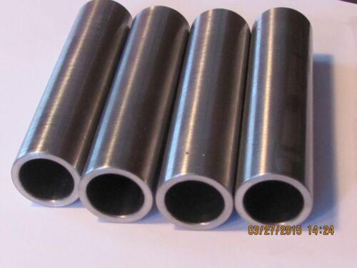"""Steel Bushing 14 MM OD X 12 MM ID X 2""""  Long 1  Pc"""