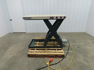 Southworth Ls2.36 2000 Lb Electric Scissor Lift Table 208-230460v 3ph 30 X 48
