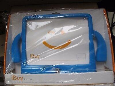 iBuy Case  pour iPad Air 2/3/4 (bleu )