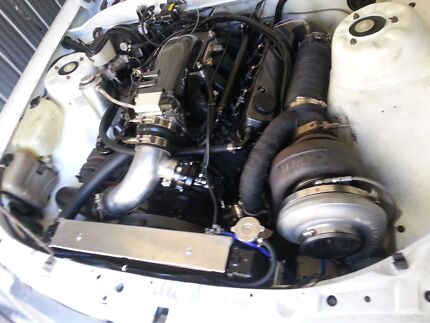 Holden V8 turbo kit Brighton Brisbane North East Preview