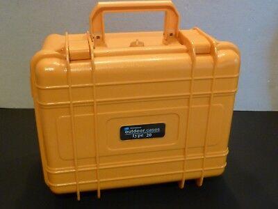 B&W  Outdoor - Cases  Typ-20   orange  ***Neuwertig***, gebraucht gebraucht kaufen  Hamburg