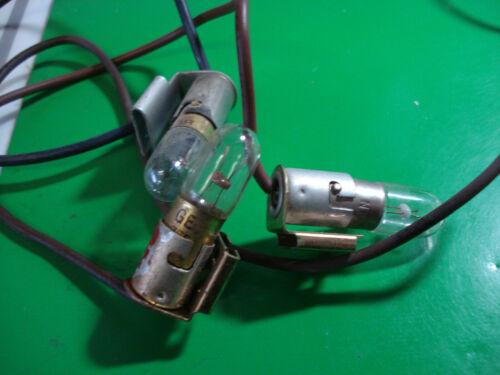 Vintage Radio Tuning Lamps Dial Light Hardware Panel Lamp (3)