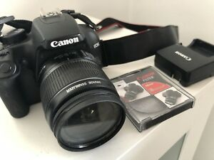 CANON REBEL EOS XS AND ALL  ACCCESSOIRES