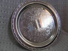 Silverplated Serving Tray Port Macquarie 2444 Port Macquarie City Preview